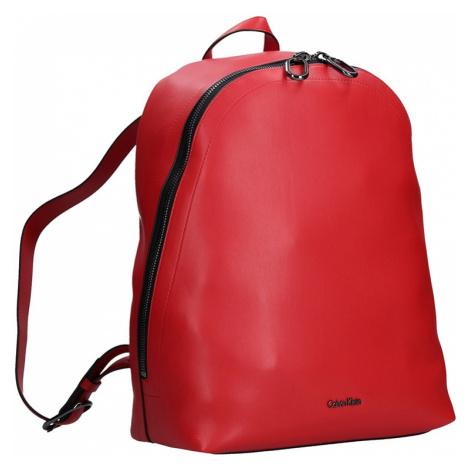 Dámsky batoh Calvin Klein Tamara - červená