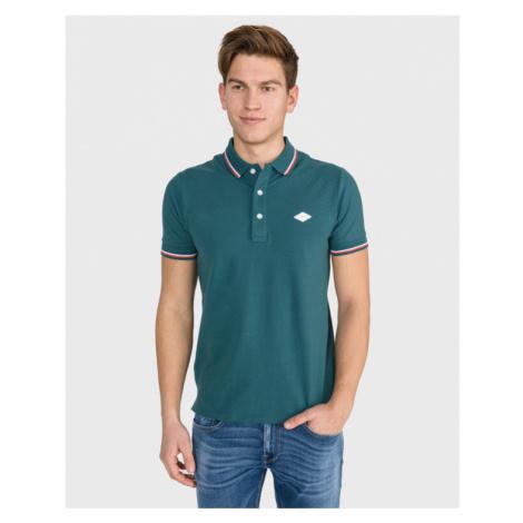 Replay Polo tričko Zelená