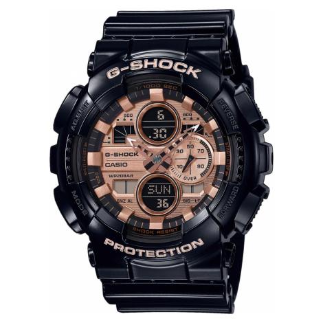 Casio G-Shock GA 140GB-1A2ER čierne / bronzové