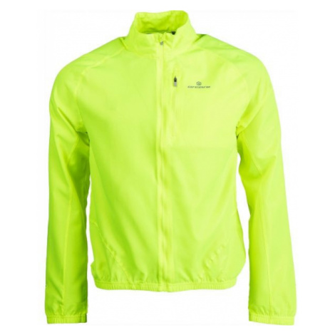 Arcore SERVAL zelená - Pánska cyklistická bunda