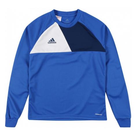 ADIDAS PERFORMANCE Funkčné tričko  modrá
