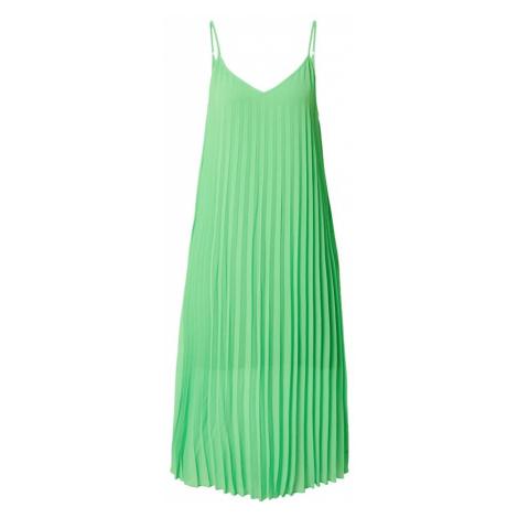 Essentiel Antwerp Kokteilové šaty 'ZAGUE'  limetová