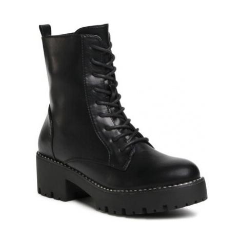 Šnurovacia obuv Jenny Fairy WS9098-02 Imitácia kože/-Imitácia kože