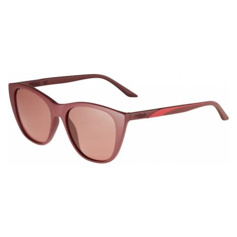 PUMA Slnečné okuliare 'INJECTION'  burgundská / červená
