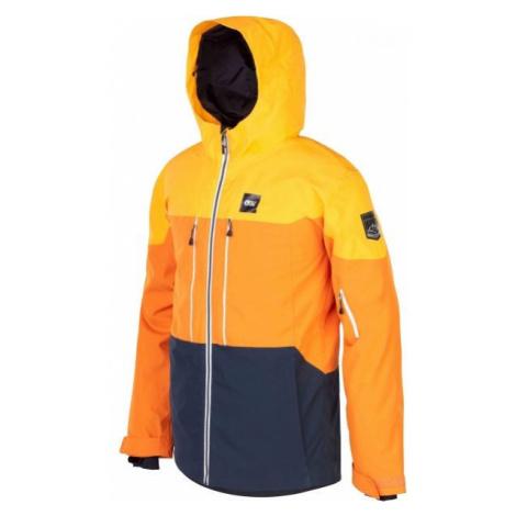 Picture OBJECT žltá - Pánska zimná bunda