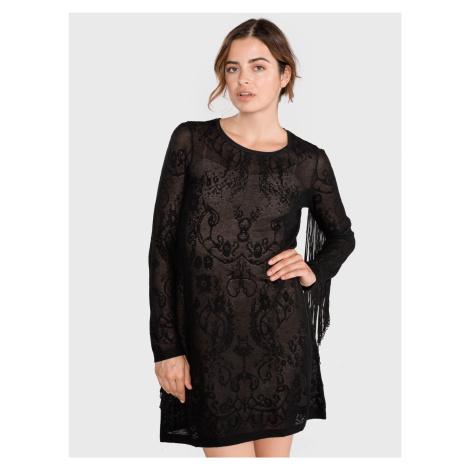 Šaty TWINSET Čierna