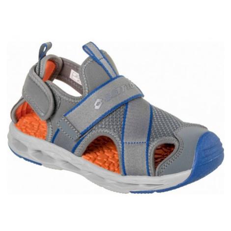 Lotto MUFF modrá - Detské sandále
