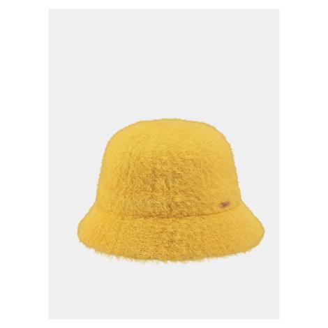 Žltý dámsky klobúk Barts