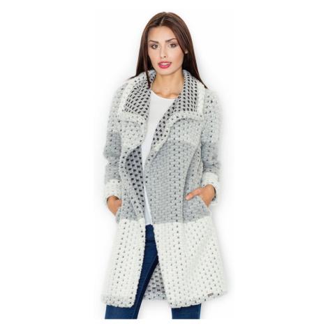 Dámsky kabát Figl M507