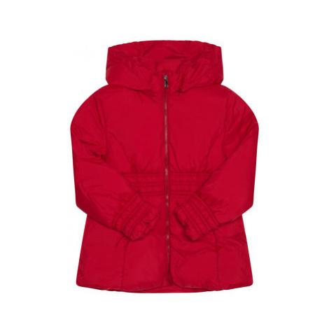Mayoral Zimná bunda 415 Červená Regular Fit