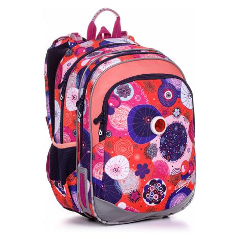 Školská taška Topgal ELLY 20005 G