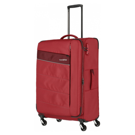 Travelite Kite 4w L Red