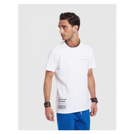 Tričko La Martina Man Tshirt S/S Stretch Cotton