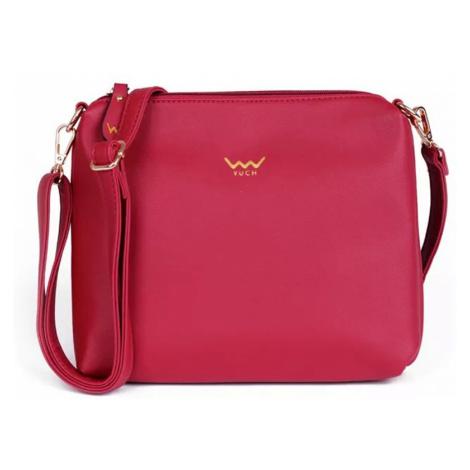 Červená kabelka Lavi Vuch