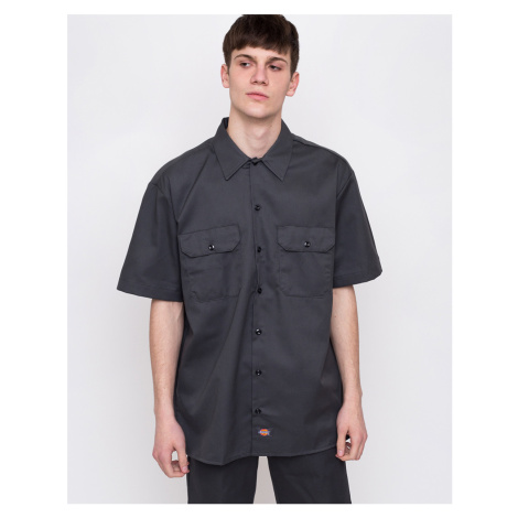 Dickies Work Shirt Charcoal Grey