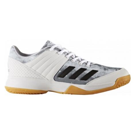 adidas LIGRA 5 W biela - Dámska volejbalová obuv