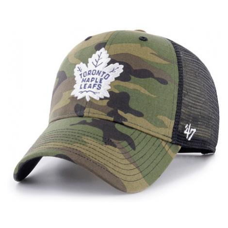 47 Brand Mvp Trucker Branson Nhl Toronto Maple Leafs Camo