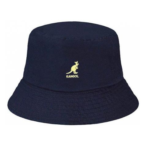 Kangol Washed Bucket Hat K4224HT NAVY