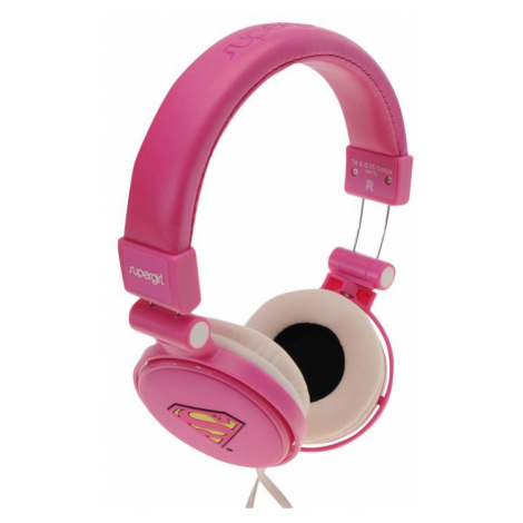 Character Headphones Supergirl
