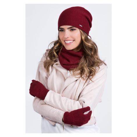 Kamea Woman's Hat K.20.036.15 Maroon