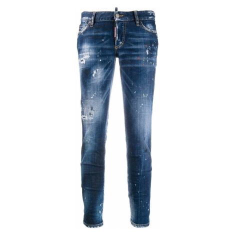 DSQUARED2 Short Crotch Tight Bottom rifle Dsquared²