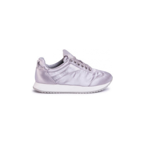 Calvin Klein Jeans Sneakersy Jill R7807 Sivá