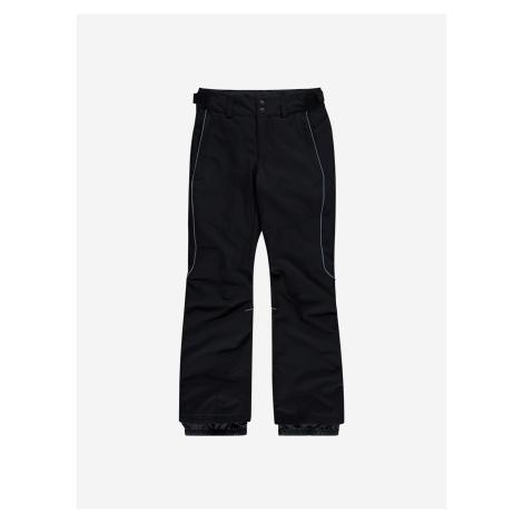 čierne chlapčenské športové zimné nohavice