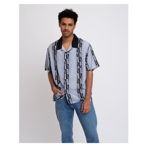 Stüssy Deco Striped Shirt Light Blue Stussy