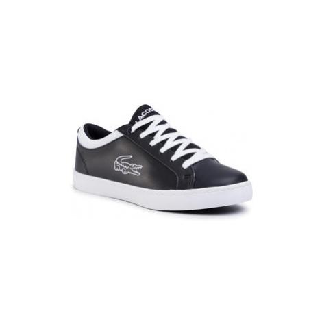 Lacoste Sneakersy Straightset 120 2 Cuj 7-39CUJ0002312 Čierna