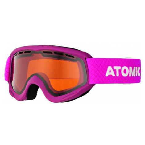 Atomic SAVOR JR ružová - Lyžiarske okuliare