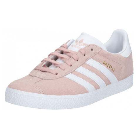 ADIDAS ORIGINALS Tenisky 'Gazelle'  biela / ružová