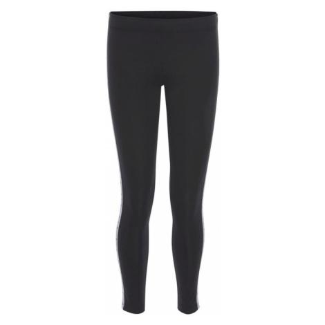 Nike Sportswear Legíny  biela / čierna