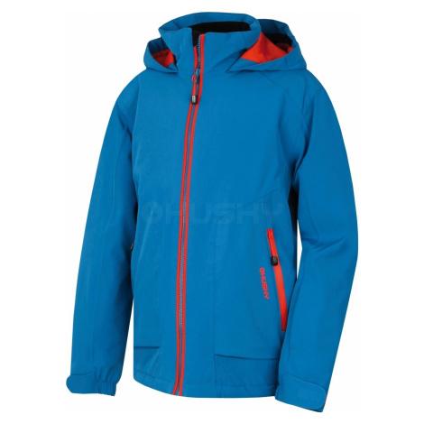 Husky Zengl Junior modrá, Detská ski bunda