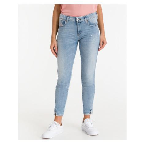 Diesel D-Jevel Jeans Modrá