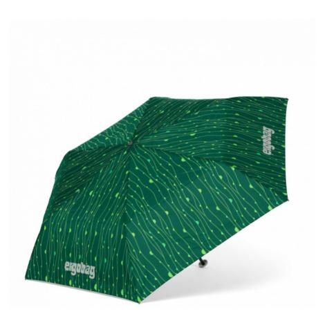 Ergobag Dáždnik Fluo zelená 2020