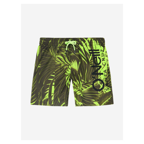 Boardshortky O'Neill Pb Cali Floral Shorts Žltá