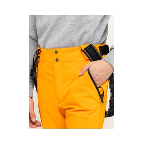 Colmar Lyžiarske nohavice Sapporo 1416 9RT Oranžová Regular Fit