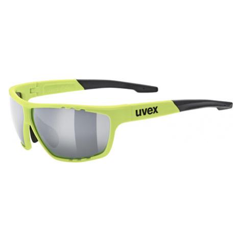 Cyklistické Okuliare Uvex Sportstyle 706 Žlté