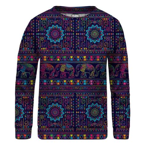 Mr. GUGU & Miss GO Unisex's Sweater KS-PC1070 Violet