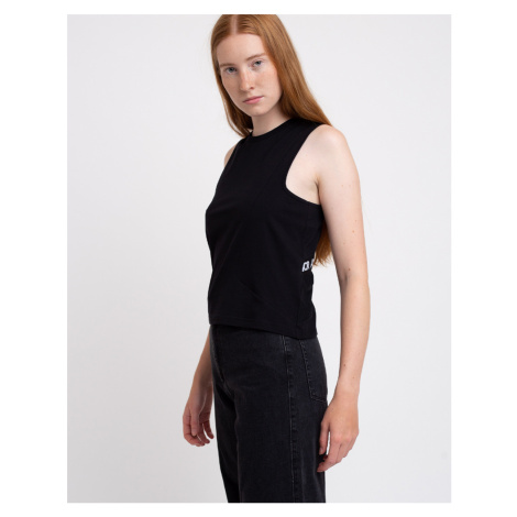 Aevor Crop Top Black