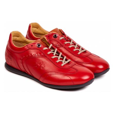 Poltopánky La Martina Man Shoes Canyon Calf Leather