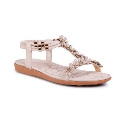 Sandále Jenny Fairy WP01-1603-01 Imitácia kože/-Imitácia kože
