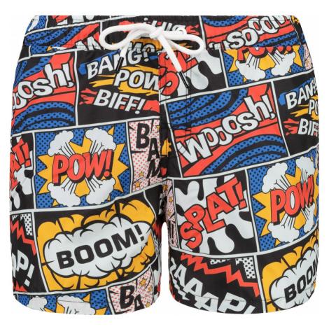 Men's swim shorts Ombre W249