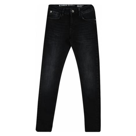 GARCIA Džínsy 'Lazlo'  čierny denim Garcia Jeans