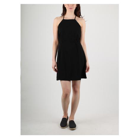Šaty Superdry SASHA LACE DRESS Čierna
