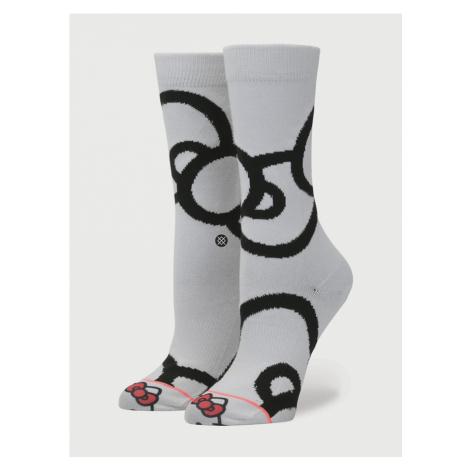 Hello Kitty Bows Ponožky Stance Farebná