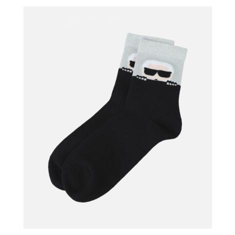 Ponožky Karl Lagerfeld K/Ikonik Socks