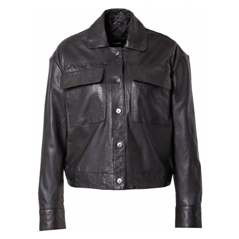 BE EDGY Prechodná bunda 'Gesa'  čierna