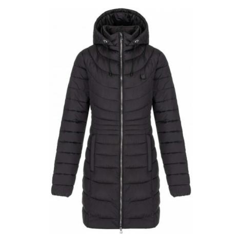 Loap JERBA čierna - Dámsky zimný kabát