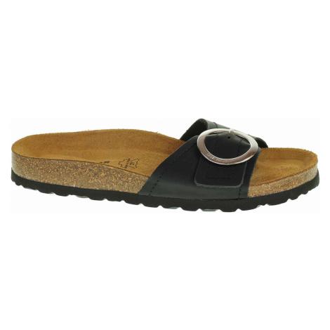 Dámské pantofle Salamander 32-13009-11 black 32-13009-11